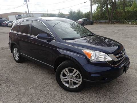 2011 Honda CR-V for sale at OUTBACK AUTO SALES INC in Chicago IL