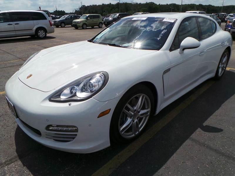 2013 Porsche Panamera for sale at OUTBACK AUTO SALES INC in Chicago IL
