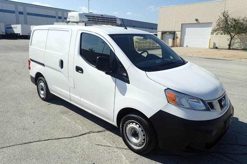 2015 Nissan NV200 for sale at OUTBACK AUTO SALES INC in Chicago IL