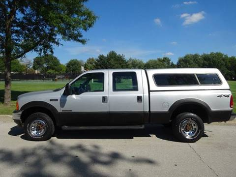 2001 Ford F-250 Super Duty for sale at OUTBACK AUTO SALES INC in Chicago IL
