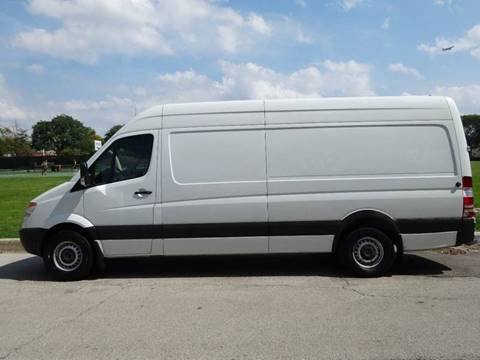 2008 Dodge Sprinter Cargo for sale at OUTBACK AUTO SALES INC in Chicago IL