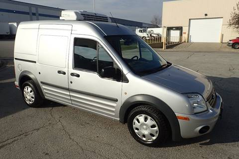2012 Ford Transit Connect for sale at OUTBACK AUTO SALES INC in Chicago IL