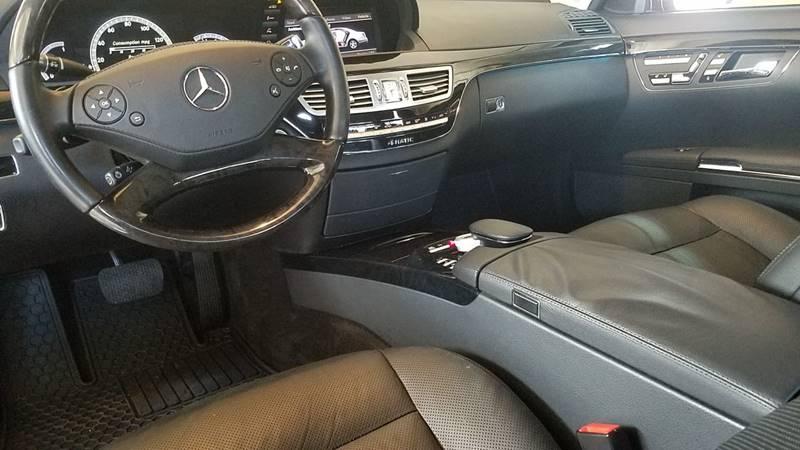 2012 Mercedes-Benz S-Class AWD S 350 BlueTEC 4MATIC 4dr Sedan - Chicago IL