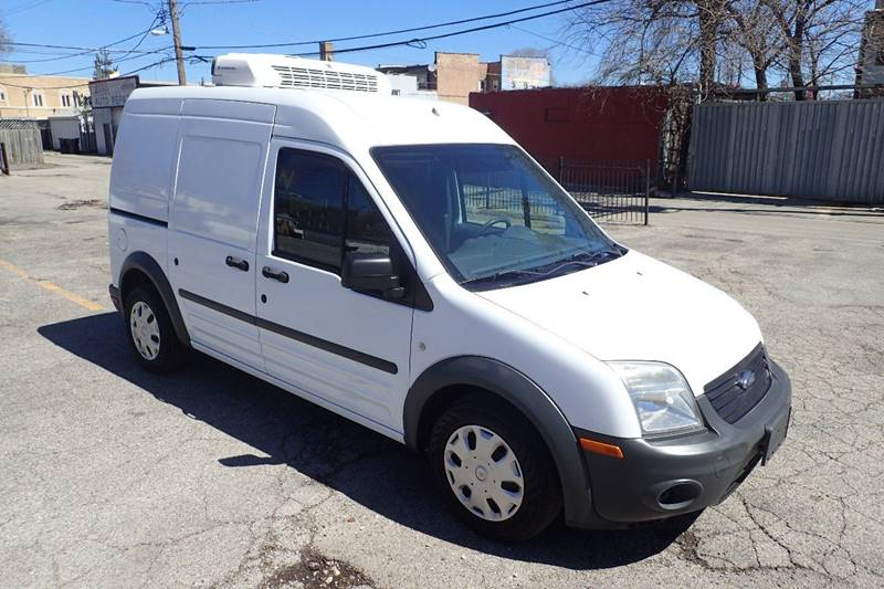 2010 Ford Transit Connect for sale at OUTBACK AUTO SALES INC in Chicago IL