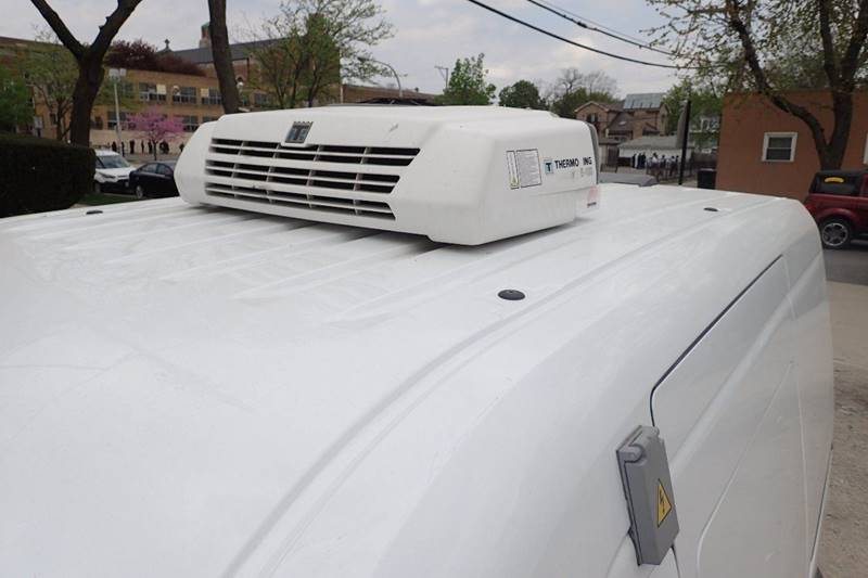 2011 Ford Transit Connect XL 4dr Cargo Mini-Van w/o Side and Rear Glass - Chicago IL