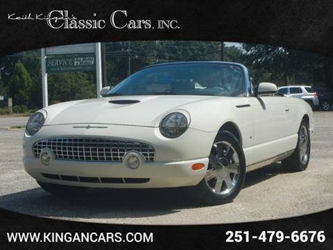 2003 Ford Thunderbird for sale in Mobile, AL