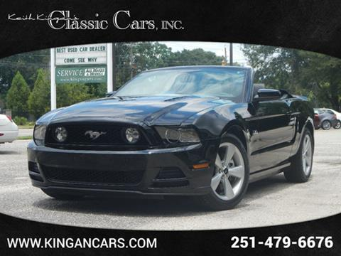 2013 Ford Mustang for sale in Mobile AL