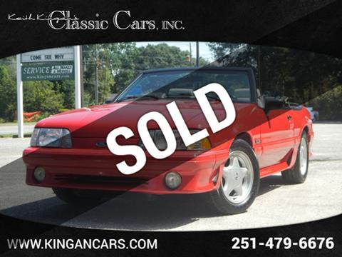 1993 Ford Mustang for sale in Mobile, AL