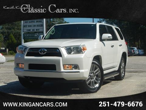 2012 Toyota 4Runner for sale in Mobile AL