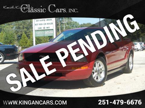 2006 Ford Mustang for sale in Mobile AL