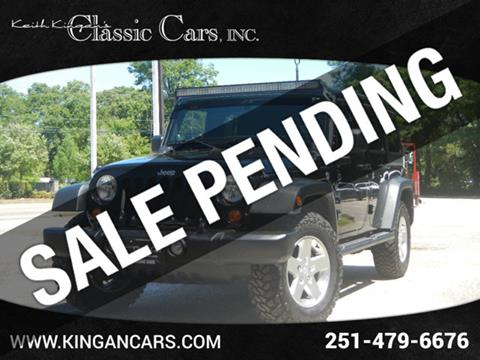 2013 Jeep Wrangler Unlimited for sale in Mobile, AL