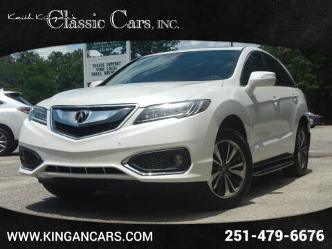 used 2016 acura rdx for sale in mobile al carsforsale com carsforsale com