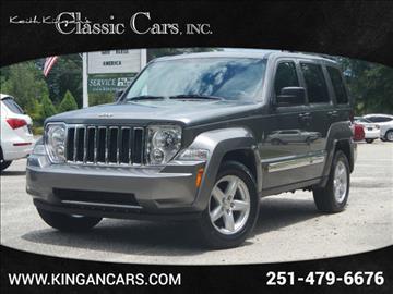 2012 Jeep Liberty for sale in Mobile, AL