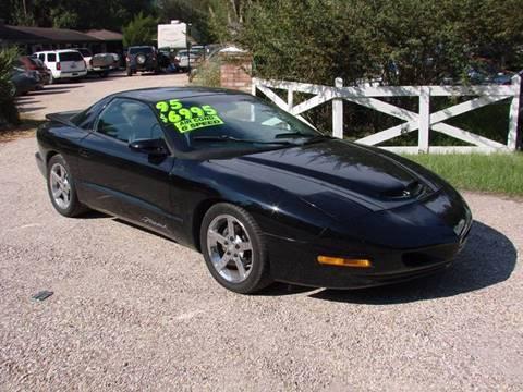 1995 Pontiac Firebird for sale in Lacombe, LA