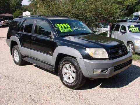 2003 Toyota 4Runner for sale in Lacombe, LA