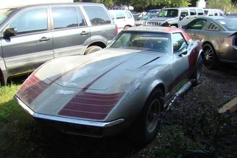1969 Chevrolet Corvette for sale in Lacombe, LA
