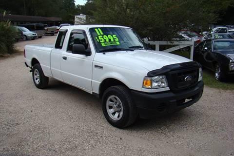 2011 Ford Ranger for sale in Lacombe, LA