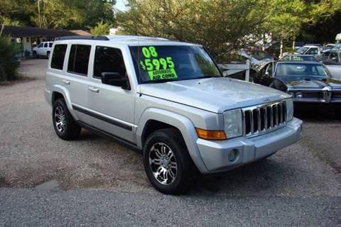 2008 Jeep Commander for sale in Lacombe, LA