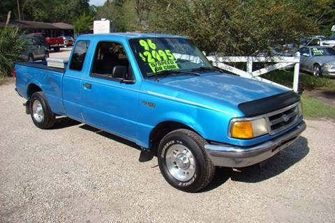 1996 Ford Ranger for sale in Lacombe, LA
