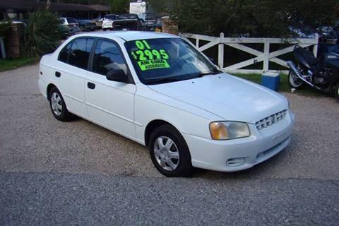 2001 Hyundai Accent for sale in Lacombe, LA
