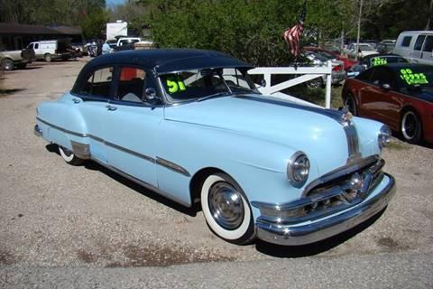 1951 Pontiac Chieftain for sale in Lacombe, LA
