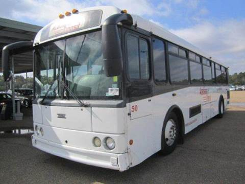 2004 THOMAS TRANSIT BUS for sale in Lacombe, LA