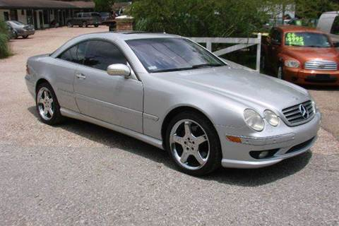 2002 Mercedes-Benz CL-Class for sale in Lacombe, LA