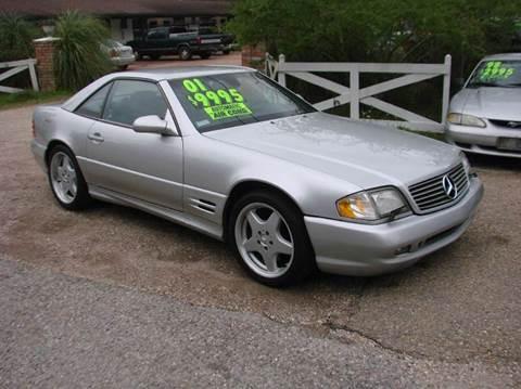 2001 Mercedes-Benz SL-Class for sale in Lacombe, LA