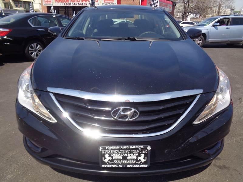 2011 Hyundai Sonata GLS 4dr Sedan - Irvington NJ