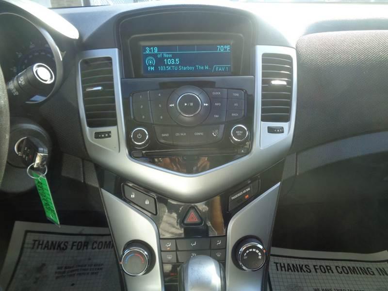 2014 Chevrolet Cruze 1LT Auto 4dr Sedan w/1SD - Irvington NJ