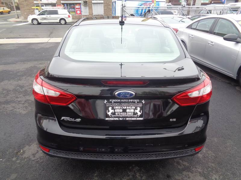 2014 Ford Focus SE 4dr Sedan - Irvington NJ