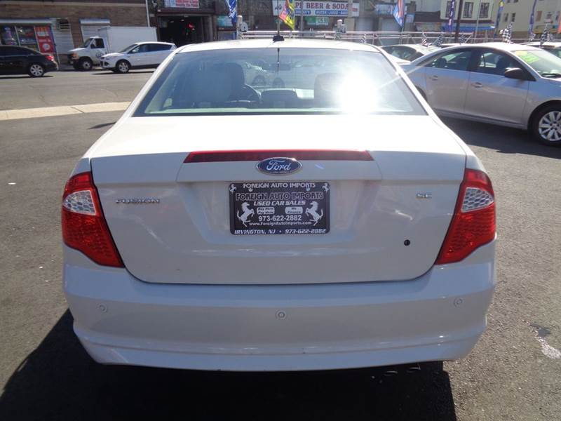 2012 Ford Fusion SE 4dr Sedan - Irvington NJ