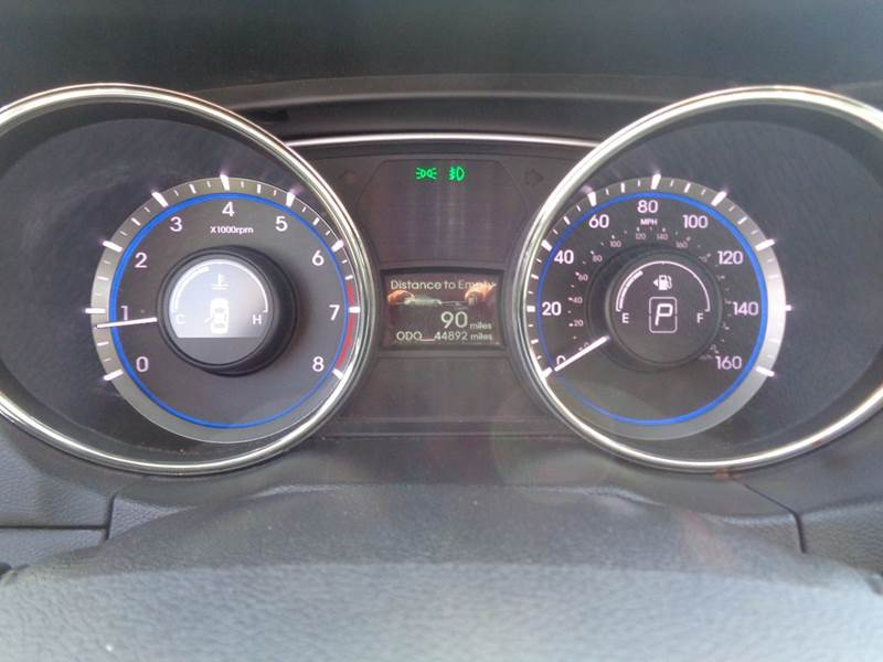 2011 Hyundai Sonata SE 4dr Sedan 6A - Irvington NJ