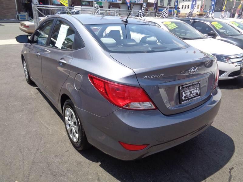 2016 Hyundai Accent SE 4dr Sedan 6A - Irvington NJ