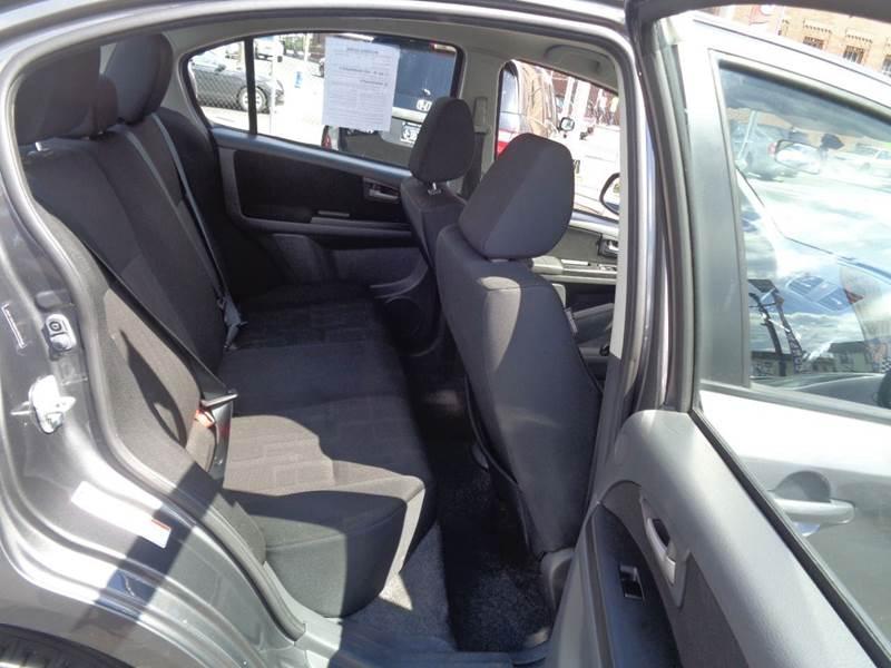 2012 Suzuki SX4 Sport SE 4dr Sedan - Irvington NJ