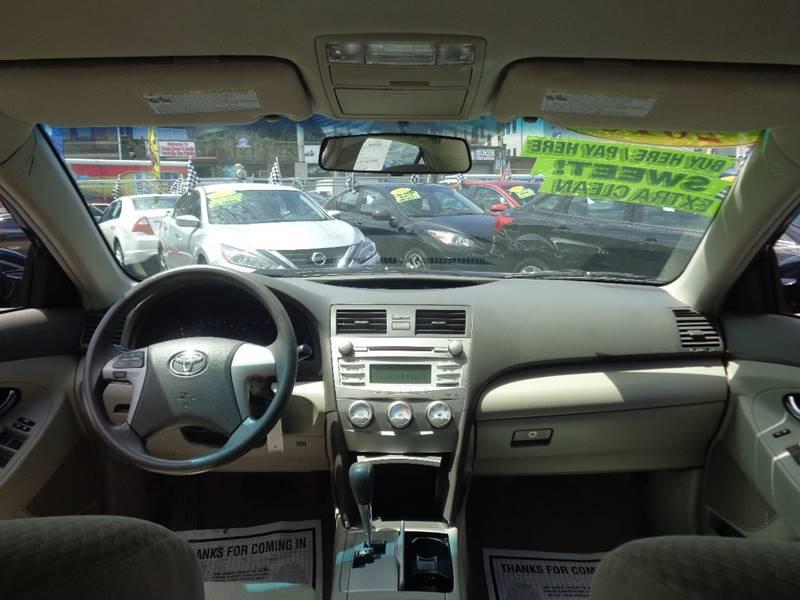2010 Toyota Camry LE 4dr Sedan 6A - Irvington NJ