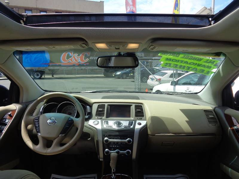 2009 Nissan Murano AWD LE 4dr SUV - Irvington NJ