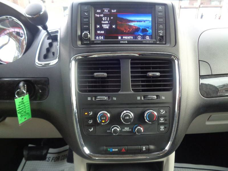 2013 Dodge Grand Caravan SXT 4dr Mini-Van - Irvington NJ