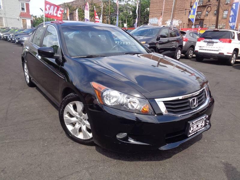 2010 Honda Accord EX-L V6 4dr Sedan w/Navi - Irvington NJ