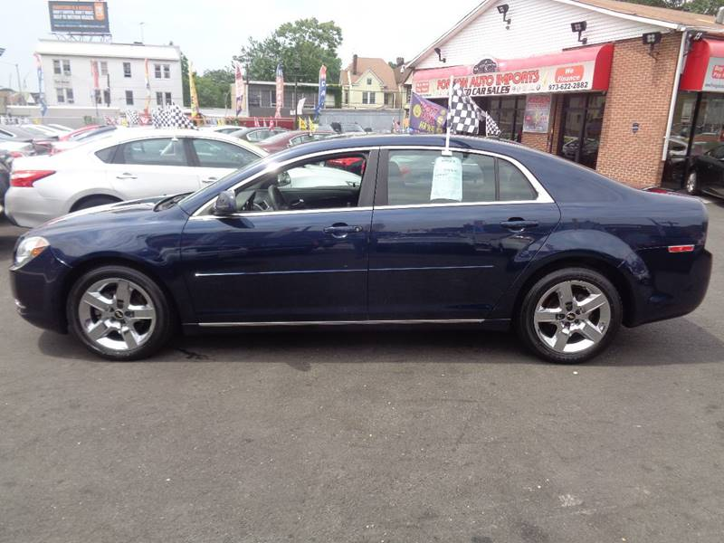 2010 Chevrolet Malibu LT 4dr Sedan w/1LT - Irvington NJ