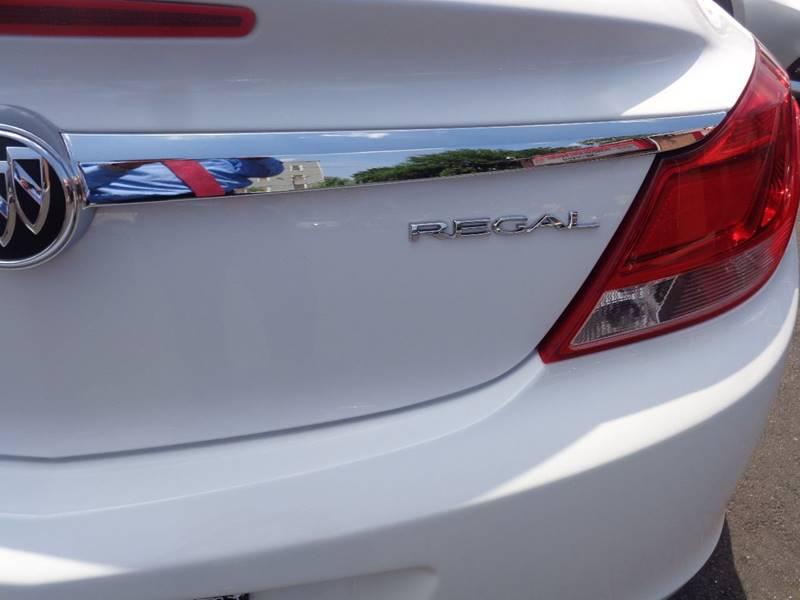 2012 Buick Regal 4dr Sedan - Irvington NJ