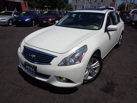 2010 Infiniti G37 Sedan for sale in Irvington, NJ