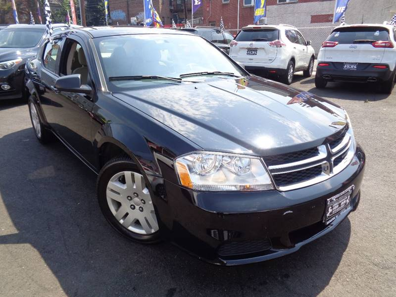 2014 Dodge Avenger SE 4dr Sedan - Irvington NJ