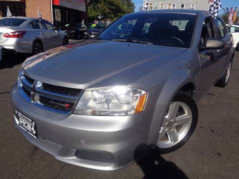 2013 Dodge Avenger for sale at Foreign Auto Imports in Irvington NJ