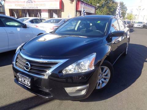 2013 Nissan Altima for sale at Foreign Auto Imports in Irvington NJ