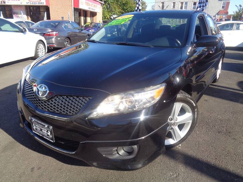2011 Toyota Camry for sale at Foreign Auto Imports in Irvington NJ