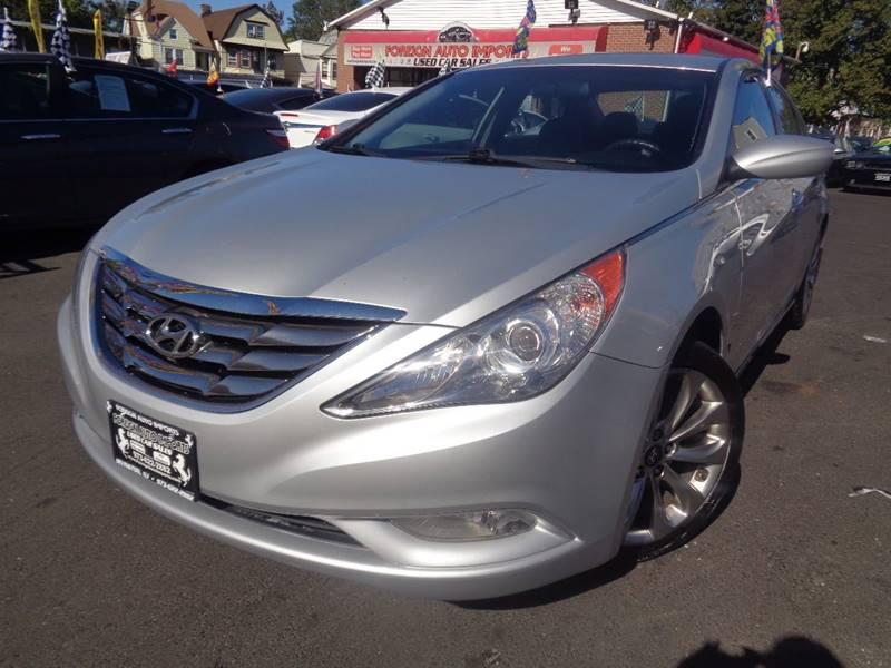 2011 Hyundai Sonata for sale at Foreign Auto Imports in Irvington NJ