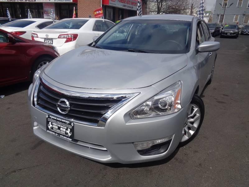 2015 Nissan Altima 2.5 S In Irvington NJ - Foreign Auto Imports