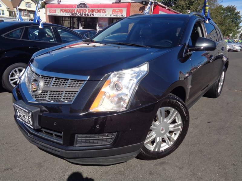 2012 Cadillac Srx Luxury Collection In Irvington Nj Foreign Auto