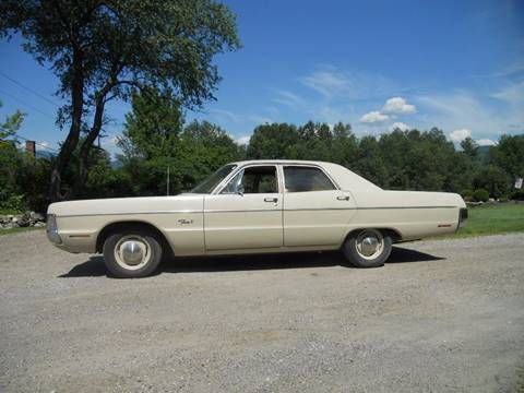 1970 Plymouth Fury for sale in Rutland, VT